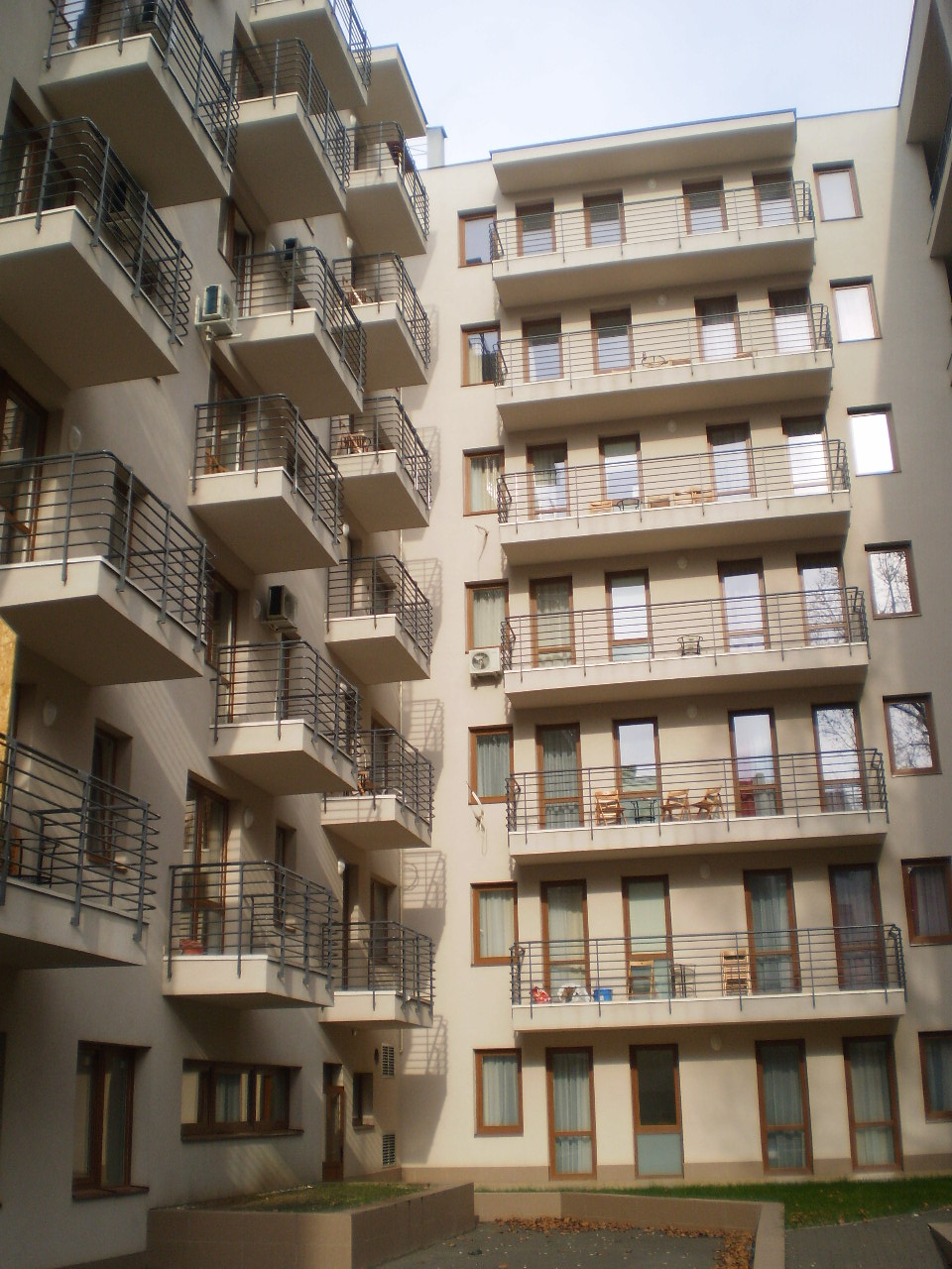 VIII. Kisfaludy Str. 18-20. Apartment 607